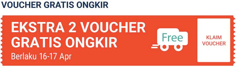 mengapa voucher gratis ongkir shopee tidak bisa dipakai