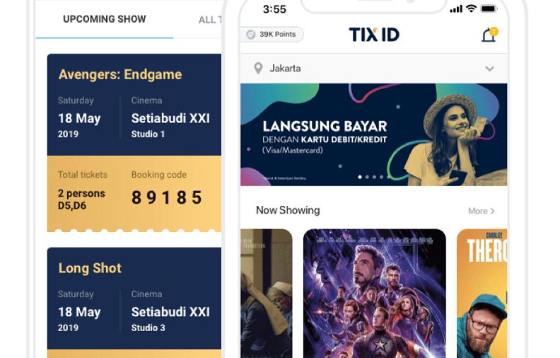 Cara Beli, Bayar, Cetak dan Tukar Tiket Bioskop Di TIX ID Serta Promo Lengkap